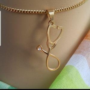 🆕️ Stethoscope Necklace